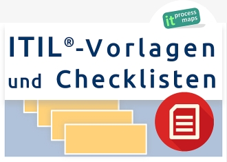 ITIL-Checklisten – IT Process Wiki