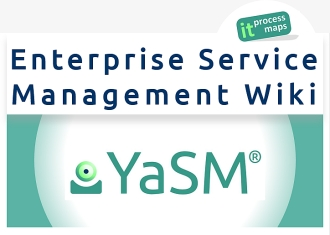 Das Wiki zum YaSM-Framework: Enterprise Service Management und IT Service Management (ITSM)