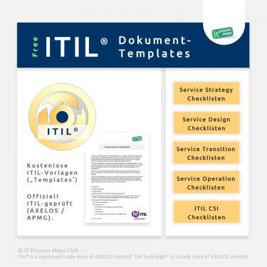 ITIL-Checklisten – IT Process Wiki
